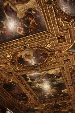Sala Capitolare, Scuola Grande di San Rocco, Venice, Italy
