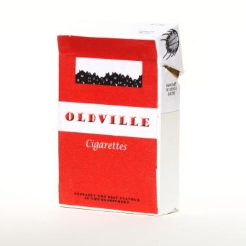 Oldville cigarettes
